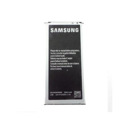 Batterie origine neuve samsung eb-bg900 pour galaxy s5 i9600 g900